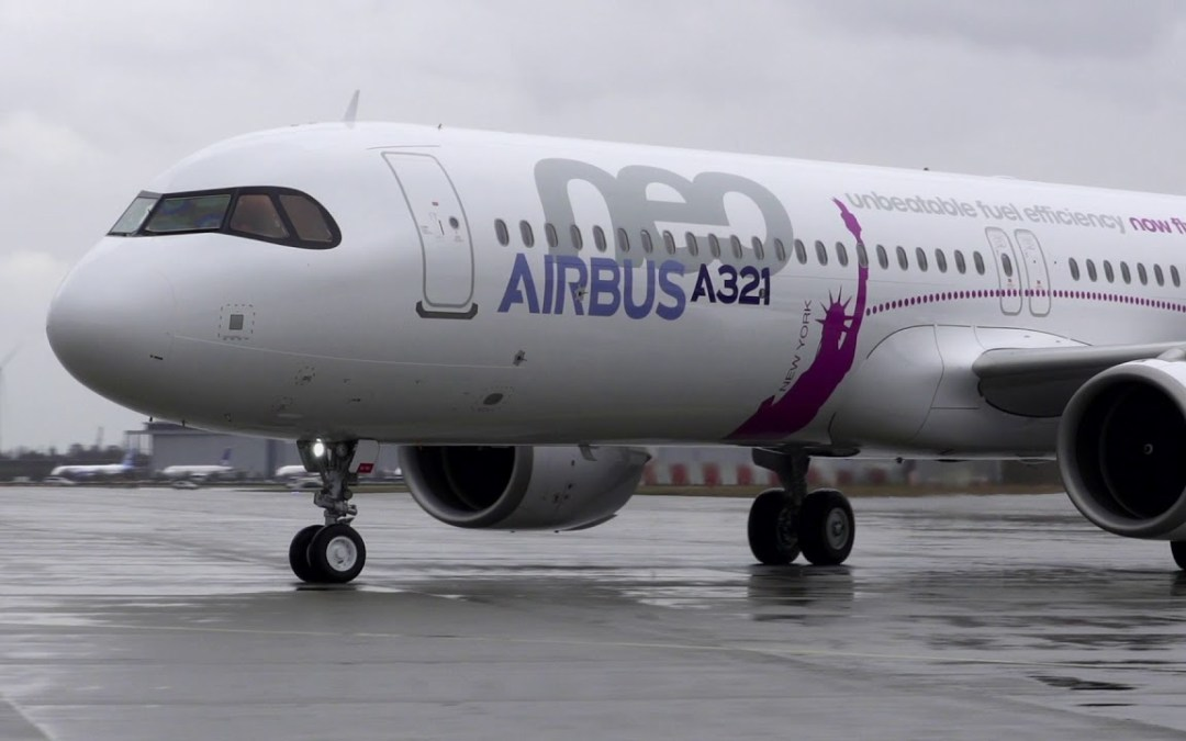 En 2020 Viva Aerobus recibirá su primer Airbus A321neo