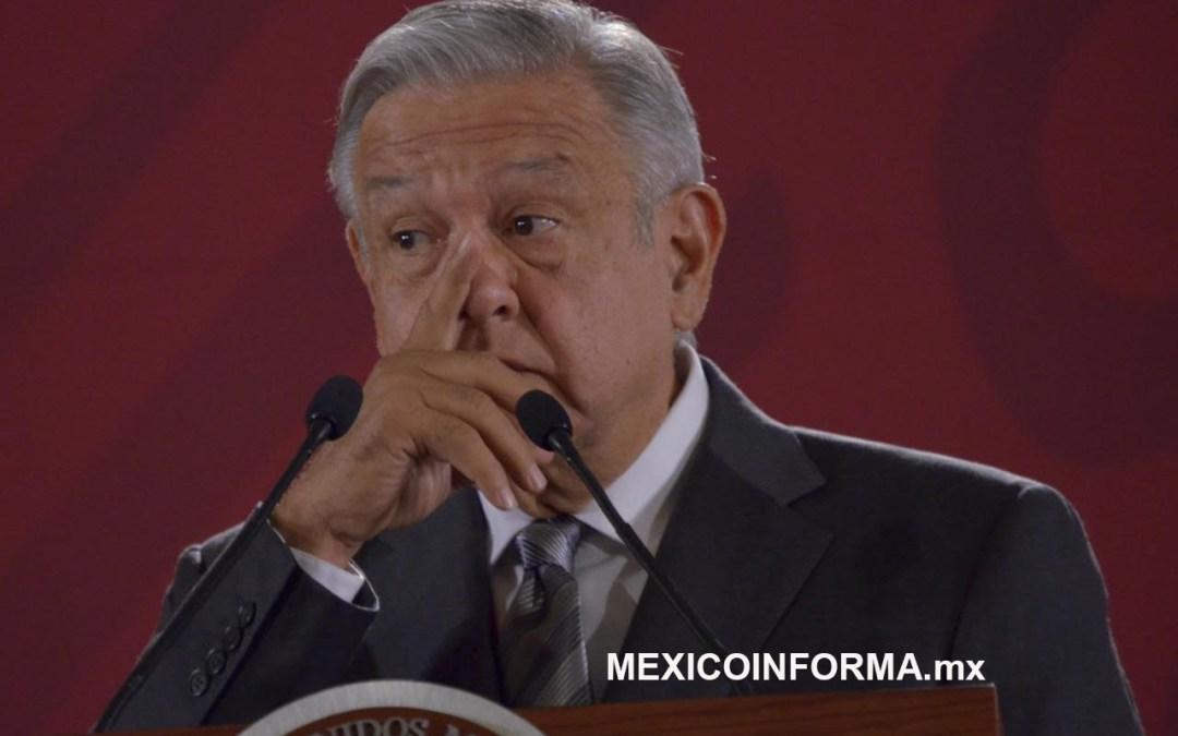 Fue decisión de la gente no salir a votar, tal vez malas campañas,  López Obrador