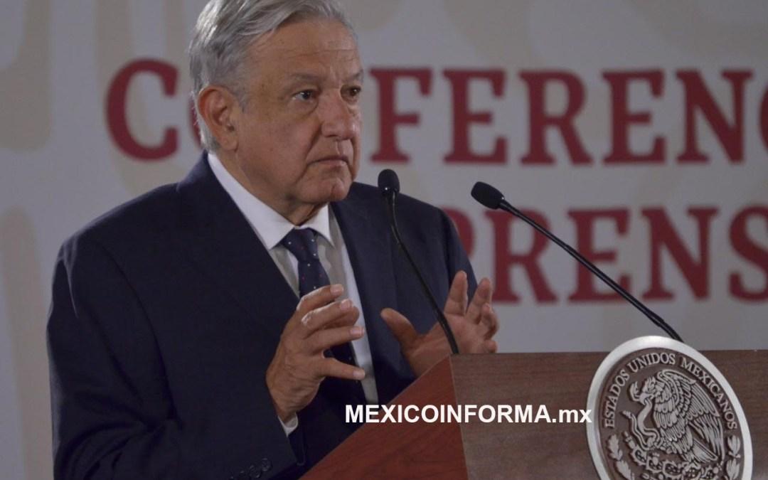 Los migrantes serán atendidos con alimentación, salud y respeto de DH.- López Obrador