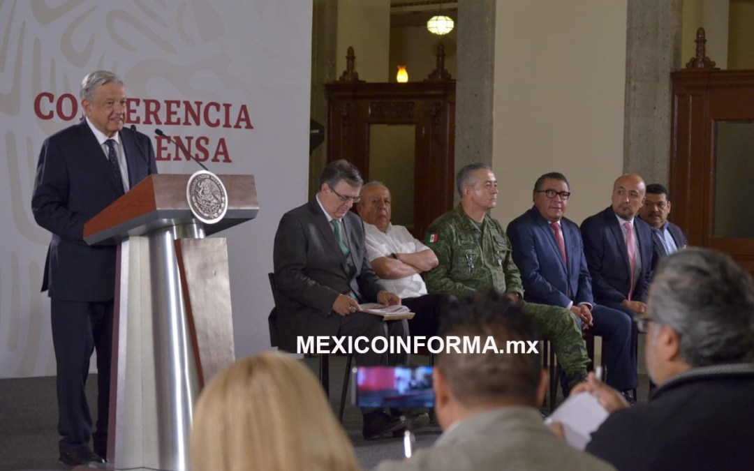 Registrarán a todos los migrantes que ingresen a México