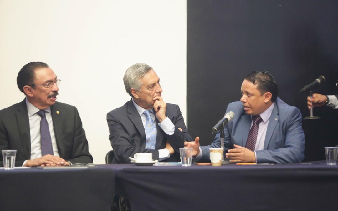 Anuncian creación de ley General para desastres naturales