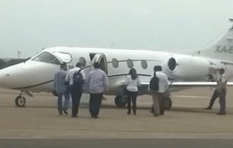 Presenta PRD queja ante el INE contra MORENA por uso de jet privado