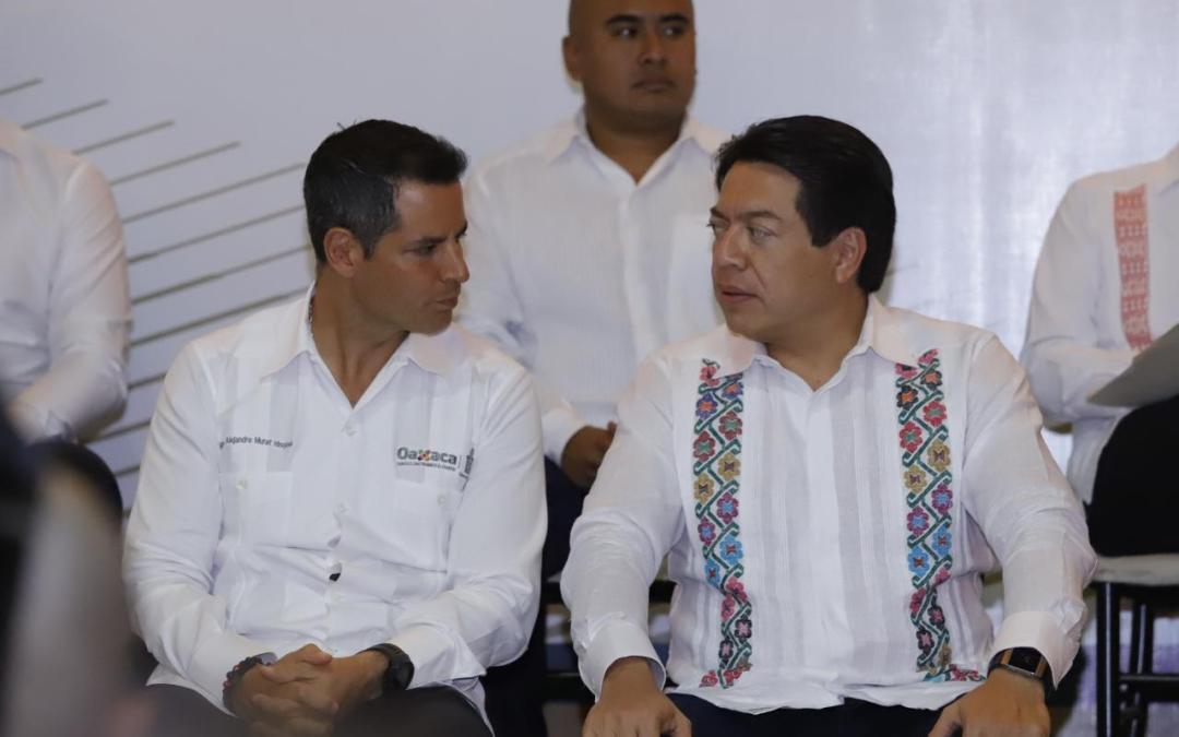 PND cerrará oscura noche del neoliberalismo: Mario Delgado