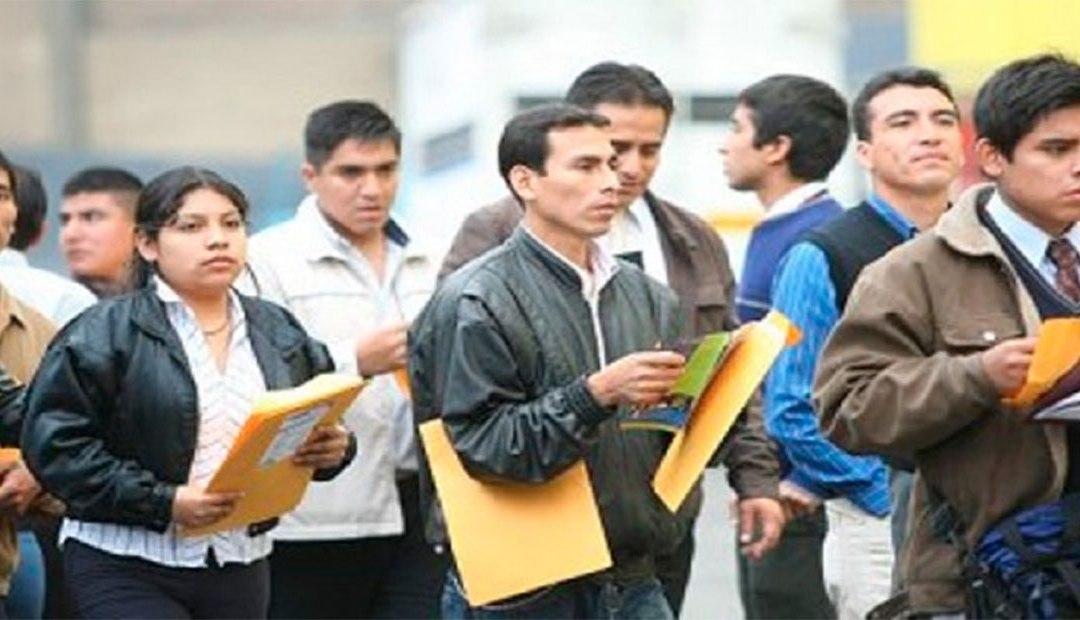 Tasa de desocupación cerró diciembre en 3.1 %
