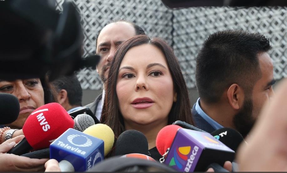 Comparecencia de Durazo podía Adelantarse: Laura Rojas