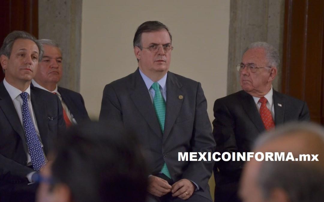 México a cumplido con todo para que T-MEC sea ratificado en EU