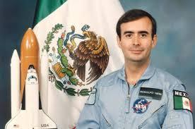 Homenajearán a Neri Vela en aniversario de mexicano en el espacio