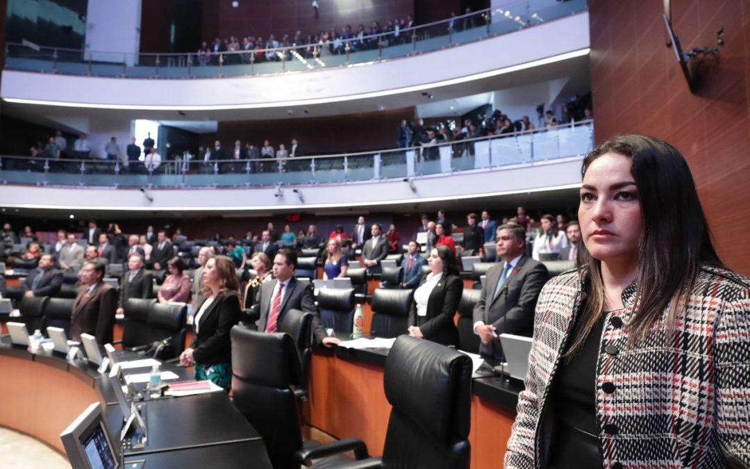 Celebra Senado acuerdos en T-MEC