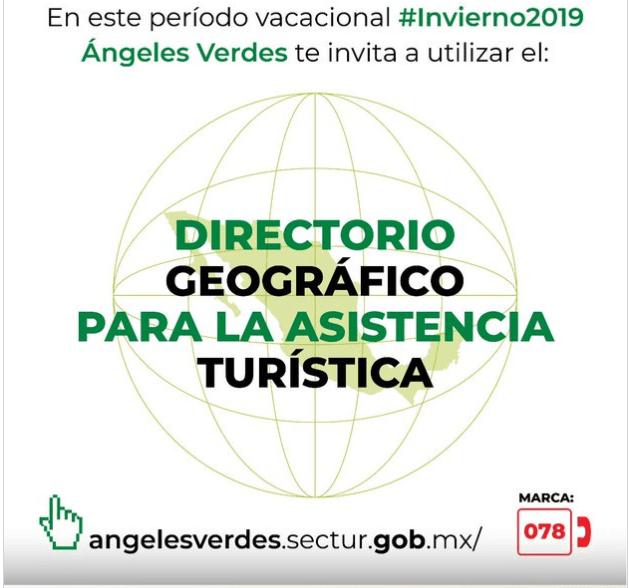 Operativo vacacional 2019