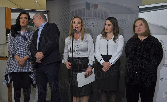 Borraron a 50 millones del Seguro Popular: Senadores PAN