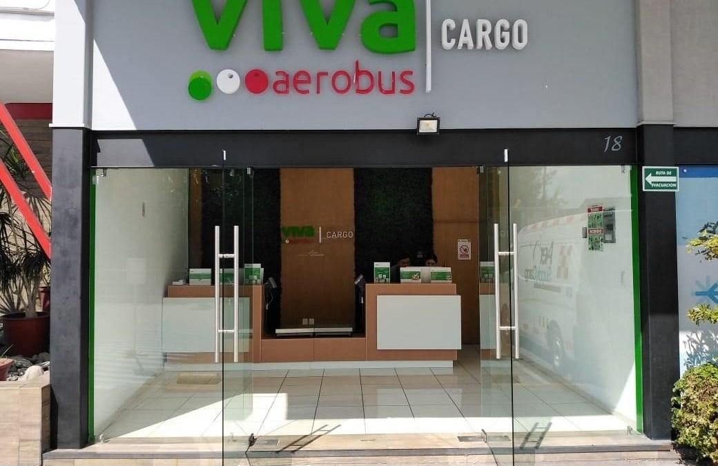 Incursiona Viva Aerobus en transporte de carga aérea