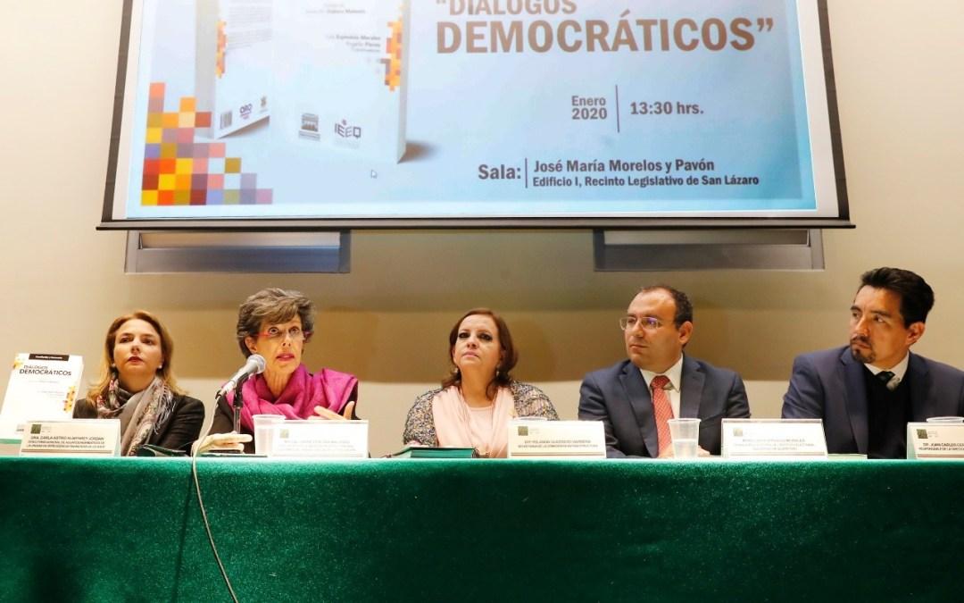Digitalizar procesos electorales dará mayor certeza