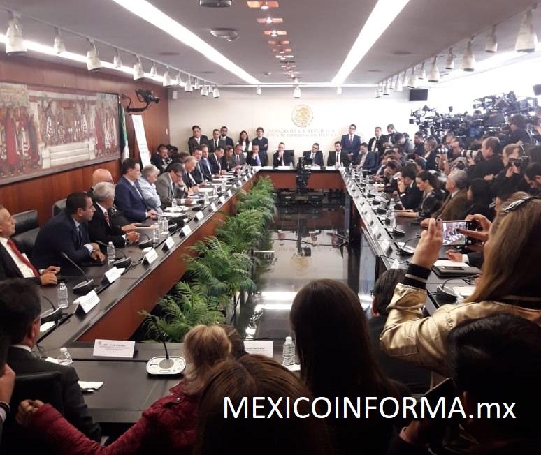 Reformas presidenciales serán tratadas con toda responsabilidad: Monreal