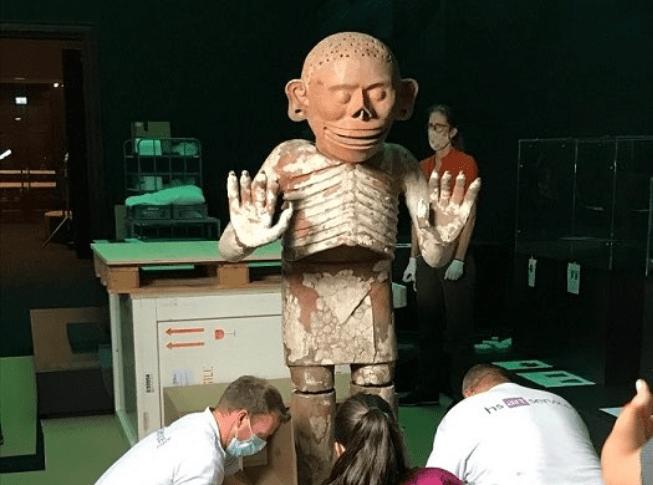 Exposición Aztecas llega al Museo Etnográfico de Viena, Austria