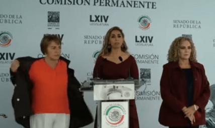Respalda Marybel Villegas a alcaldesa de Solidaridad ante fraude electoral