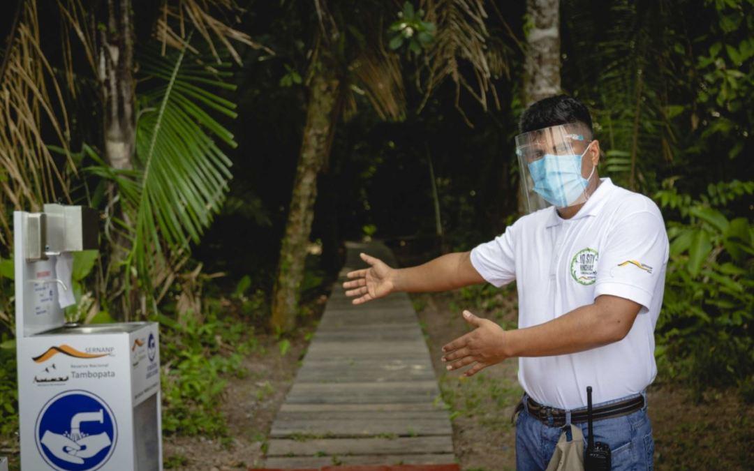 Refuerza Campeche protocolo de bioseguridad para turistas