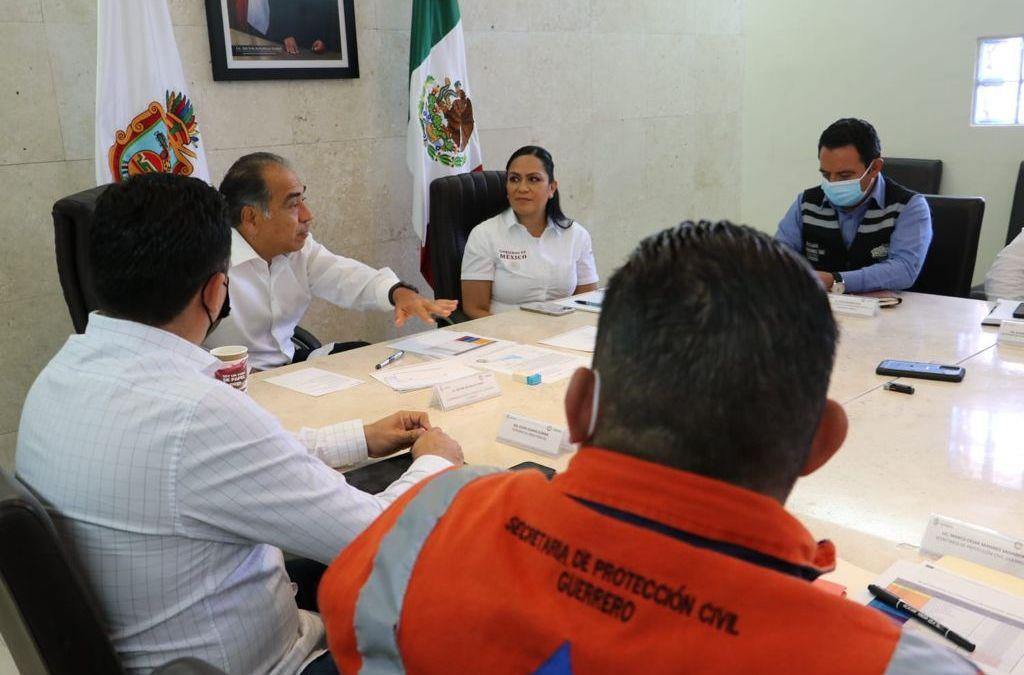 Inician censo en Guerrero para evaluar afectaciones por sismo