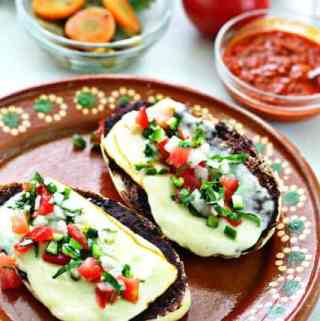 Molletes… or Should I Say The Mexican Bruschetta?