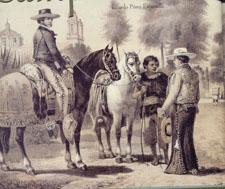La Charreria origen historia atuendos y atavos