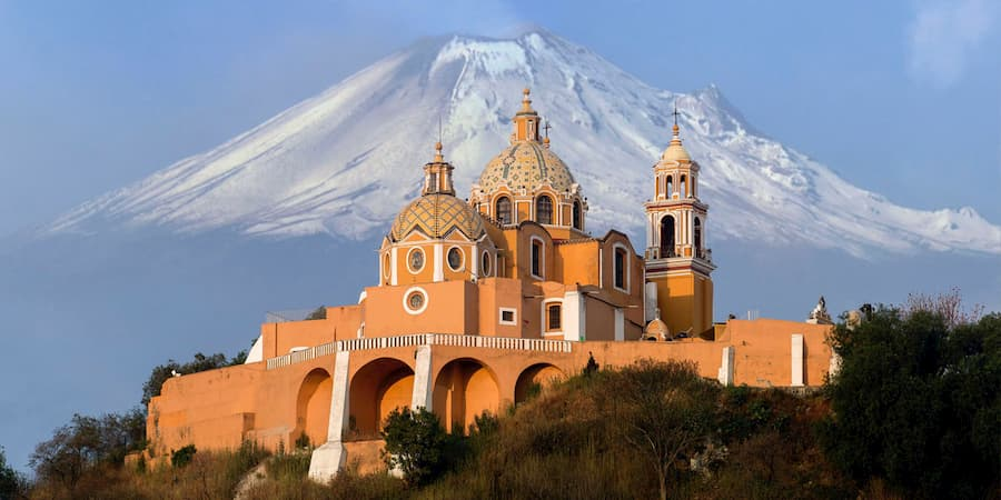 SAT mexico tours cholula puebla