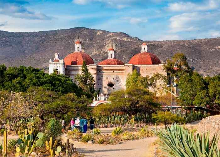 sat mexico tour and travel full day tour oaxaca mitla cathedral