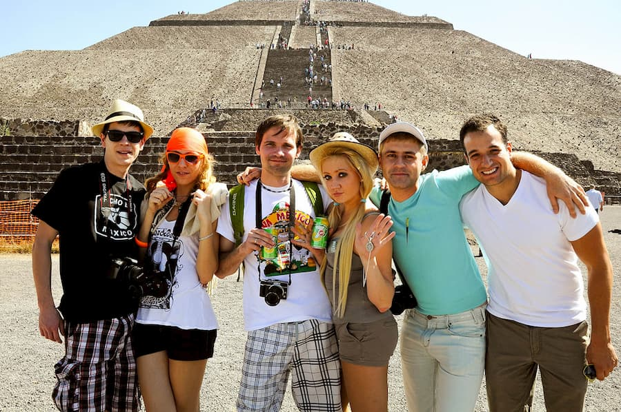 sat mexico tour teotihucan pyramids mexico city