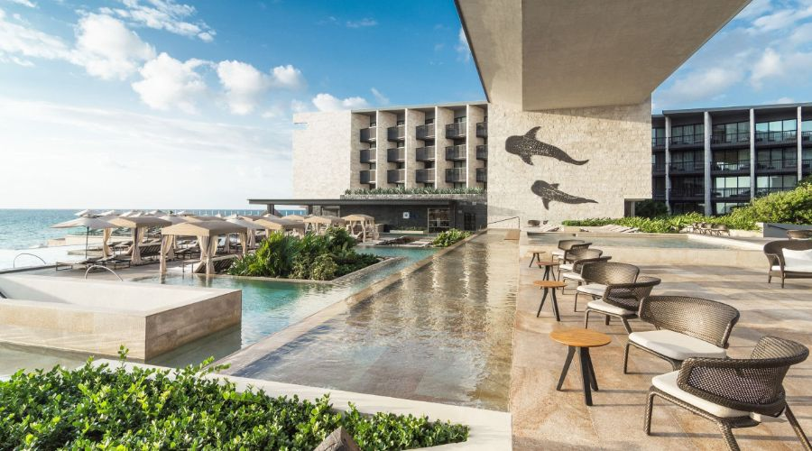 sat mexico tour and travel Grand Hyatt Playa del Carmen Resort