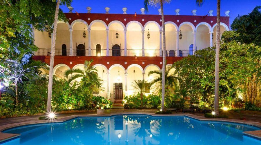 sat mexico tour and travel Hotel Villa Mérida