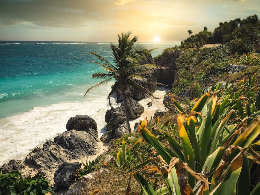 sat mexico tours and t travel how far is tulum from chichen itza