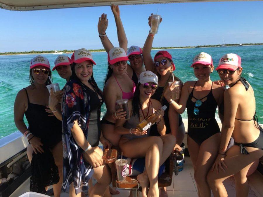 Bachelorette party El Cielo