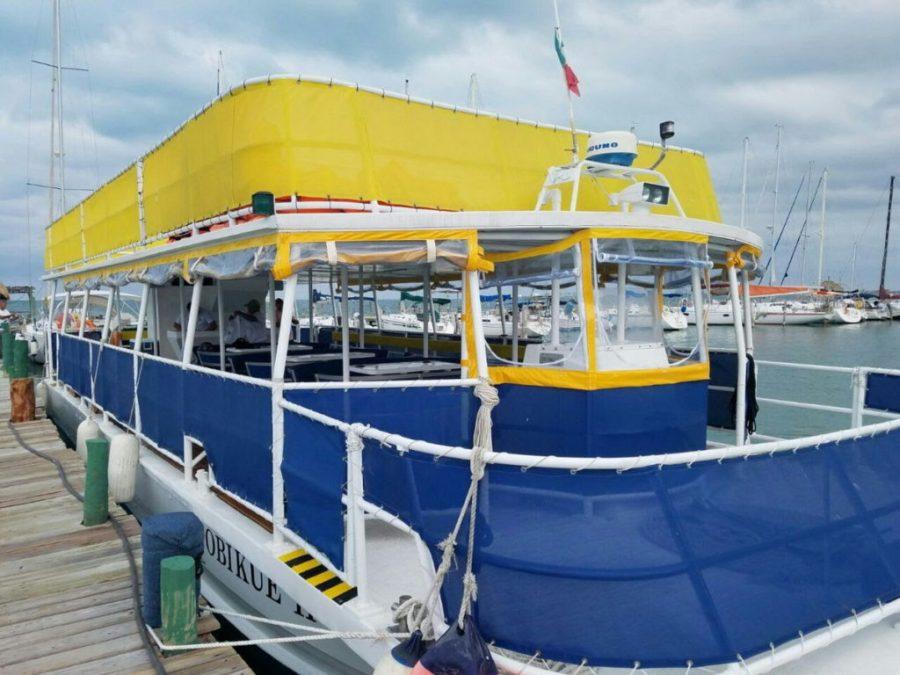 2 Story boat Catamaran