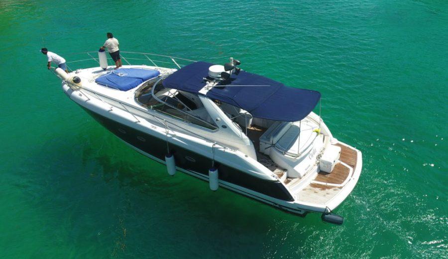Sunseeker 50 boat rental