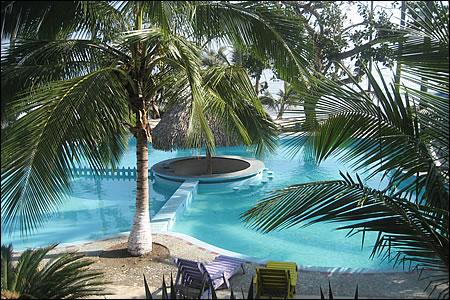 Hotel y Resort El Palmar Costa Esmeralda Veracruz Mexico
