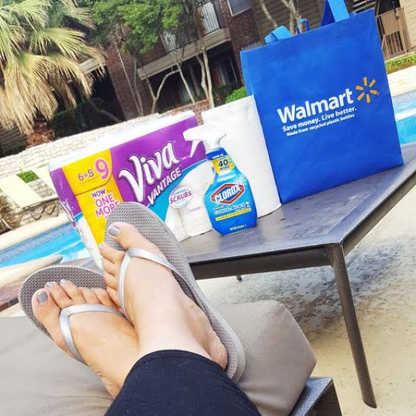 Summertime Fun and Cleaning Survival Kit!