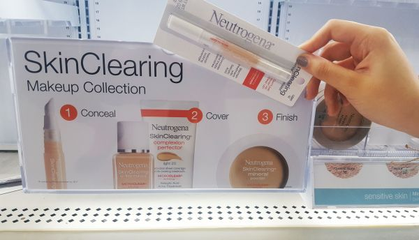 Make-up Essentials with Neutrogena!
