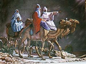 Los Tres Reyes in Mexico