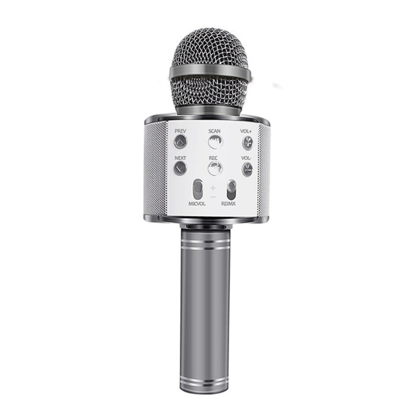 Wireless Karaoke Microphone | Mexten Product is of High Quality