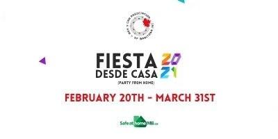 Fiesta Desde Casa 2021