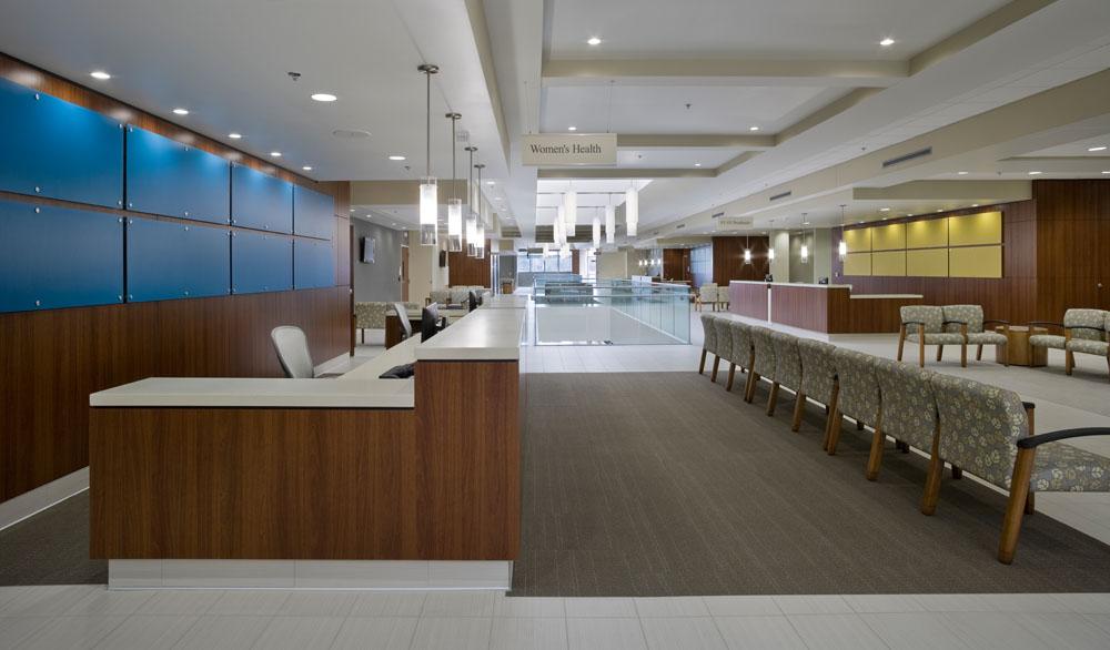Jacksonville VA Outpatient Clinic - Meyer Najem