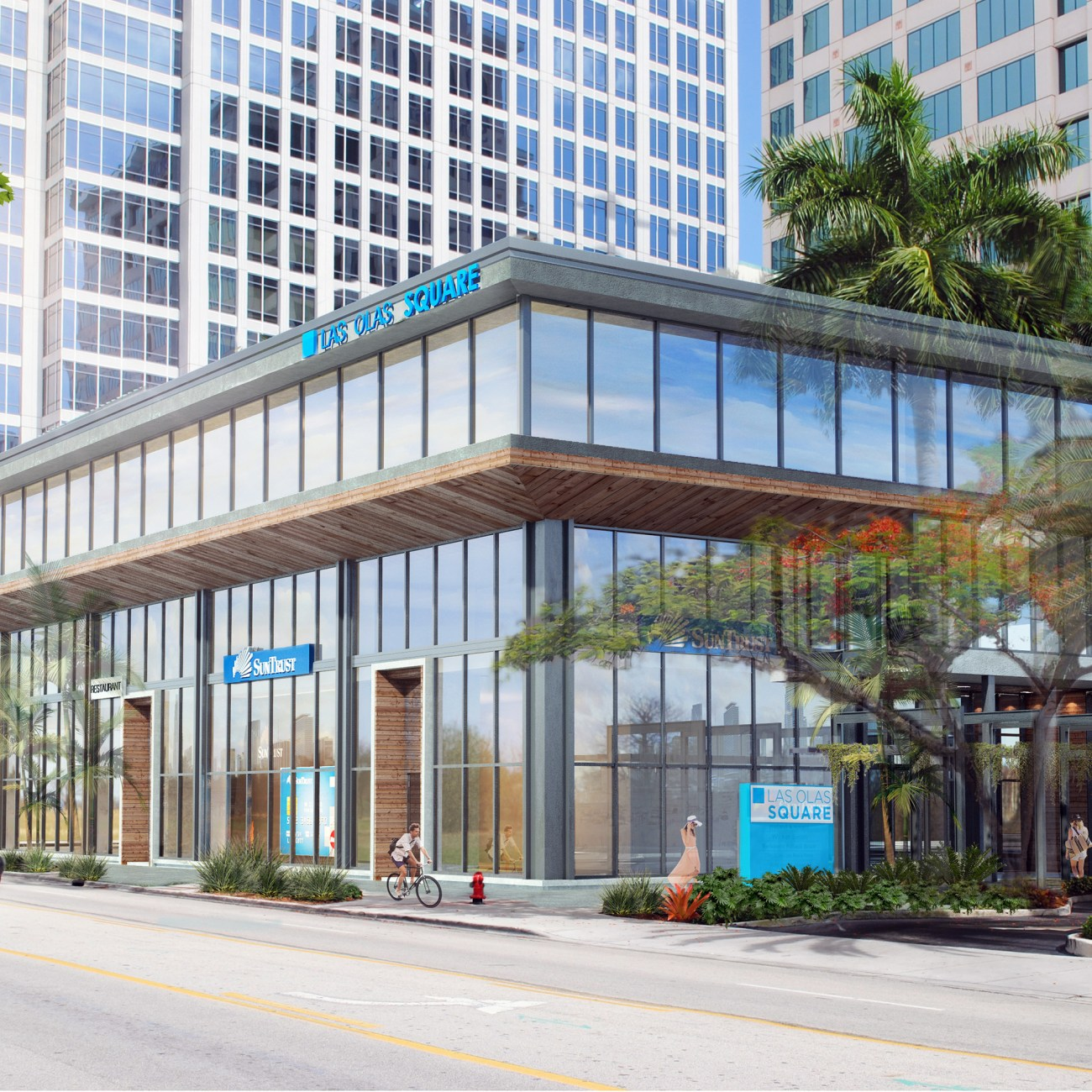 Cushman & Wakefield Negotiates $2M Lease at Las Olas Square
