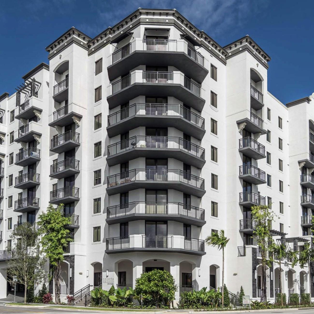 Cushman & Wakefield Negotiates $61M Sale of Soleste Club Prado Apartments