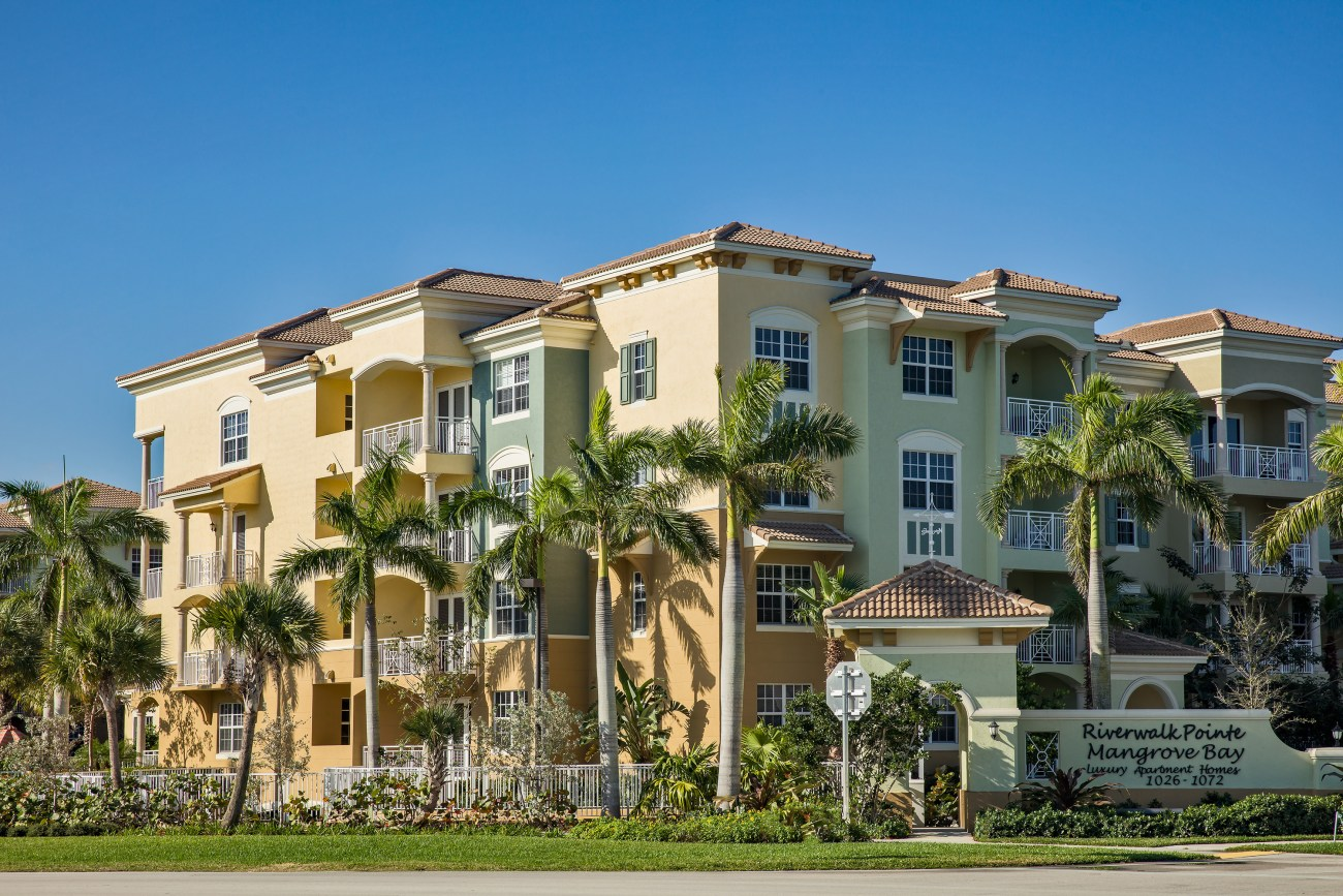 Cushman & Wakefield Negotiates $26.75M Sale of Riverwalk Pointe at Mangrove Bay
