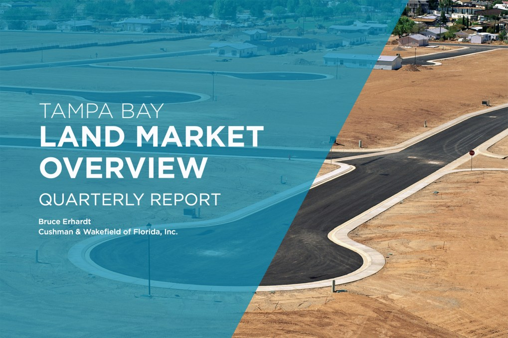 Tampa Bay Land Market Overview