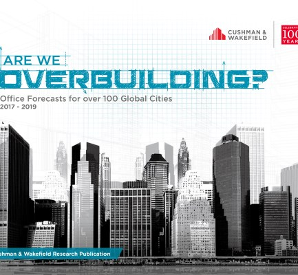 Global Office Forecast: Is the World Overbuilding?
