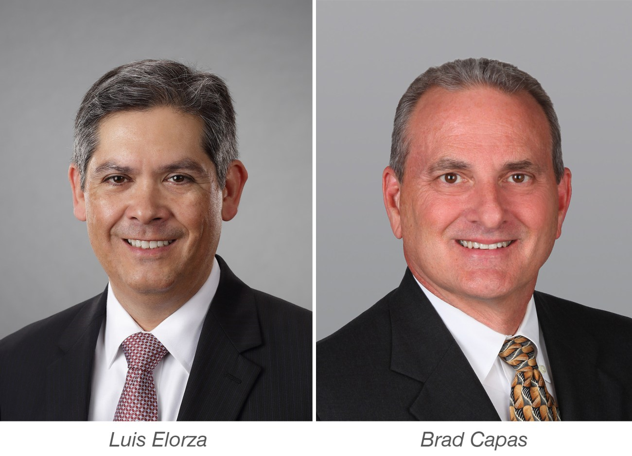 Capital Markets Veterans Elorza and Capas Rejoin Cushman & Wakefield