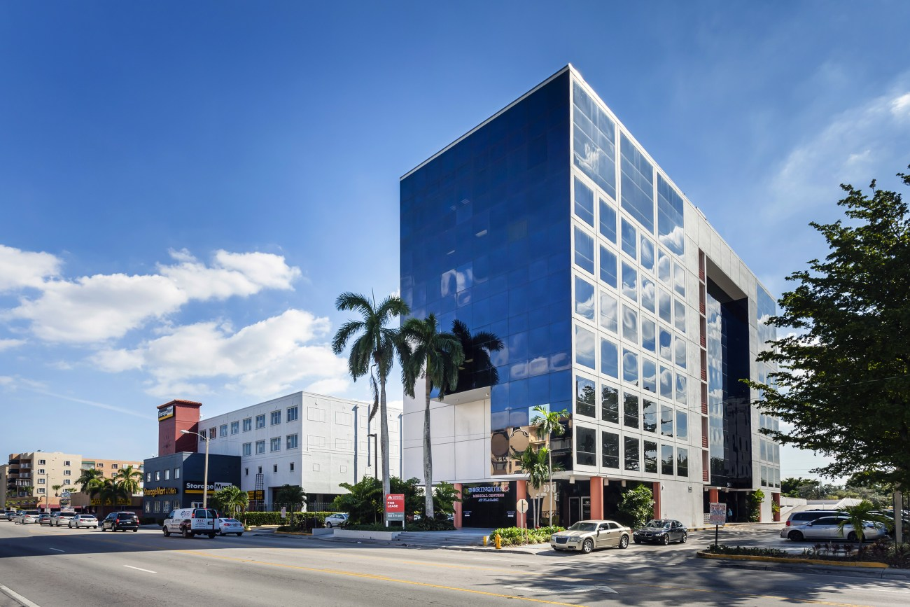 Cushman & Wakefield Negotiates $10.9M Sale of Miami Office Building in the Wake of Hurricane Irma