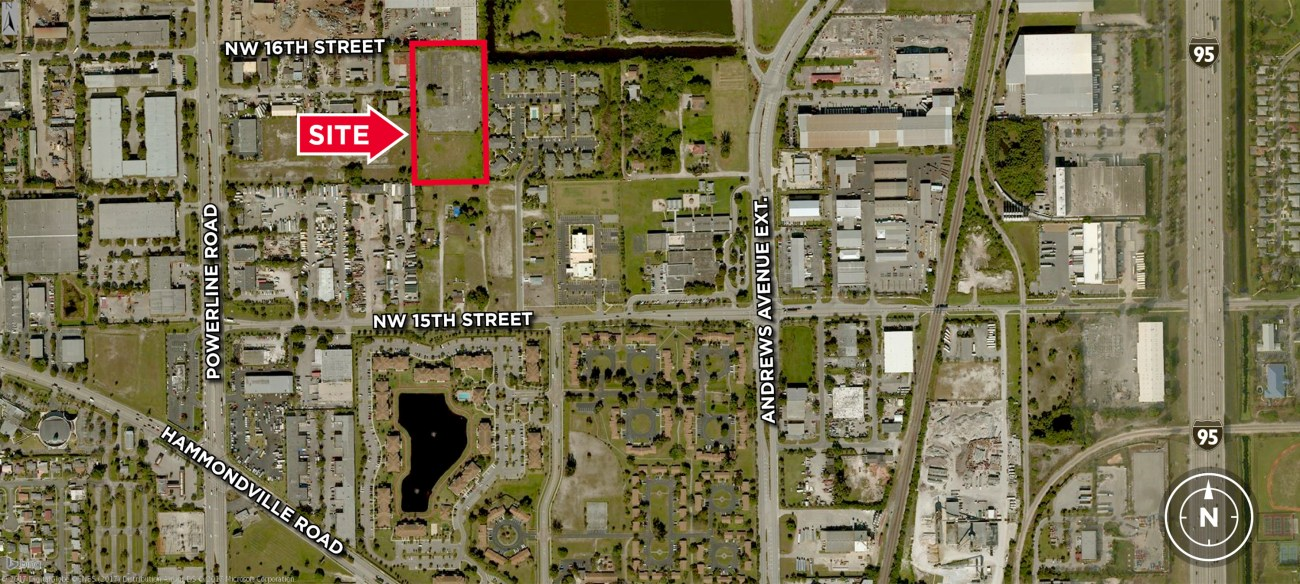 Cushman & Wakefield Negotiates $2.5M Sale of Broward County Industrial Site