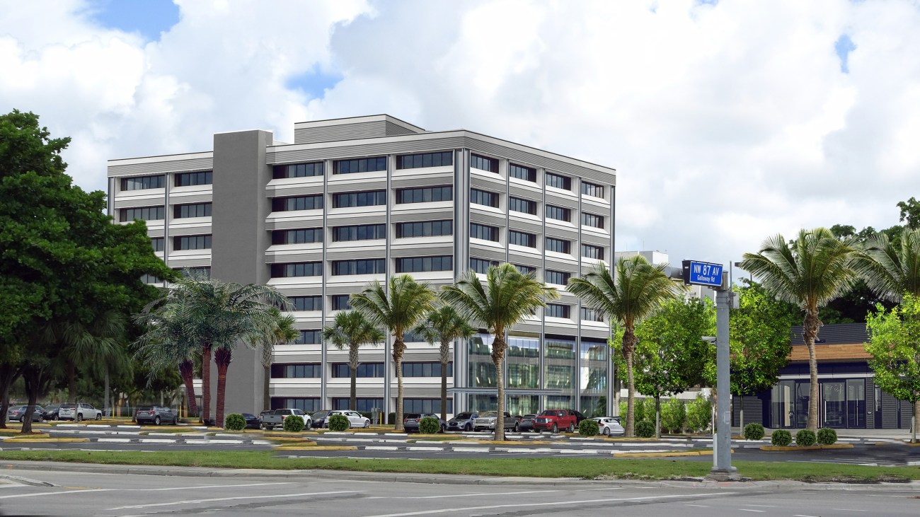 Cushman & Wakefield Negotiates ±37,000 Square Feet of Office Leases at Doral Court