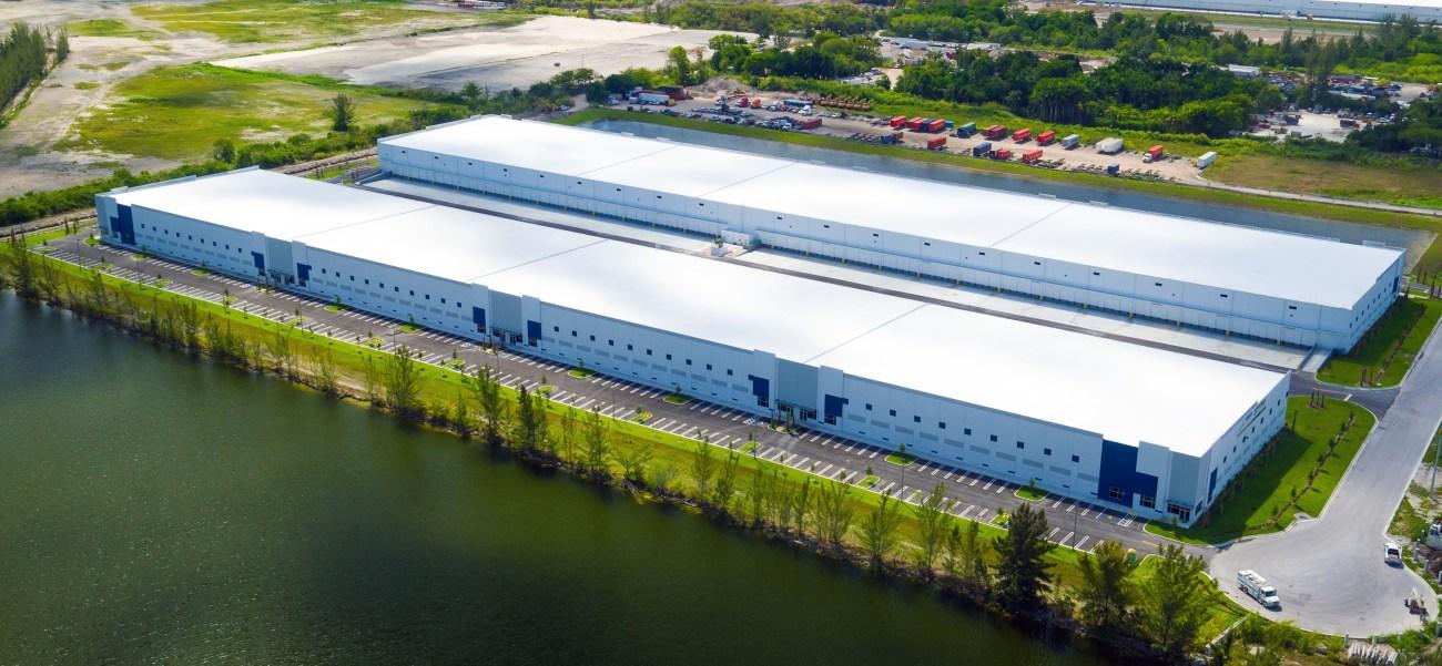 Cushman & Wakefield Negotiates ±105,000-SF Lease at Miami Industrial Logistics Center