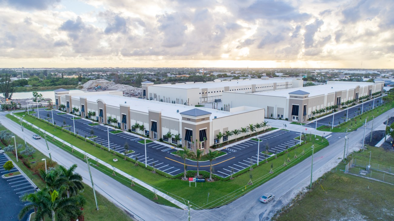 Cushman & Wakefield Negotiates Three Leases Totaling ±76,000 SF at Pompano Center of Commerce II